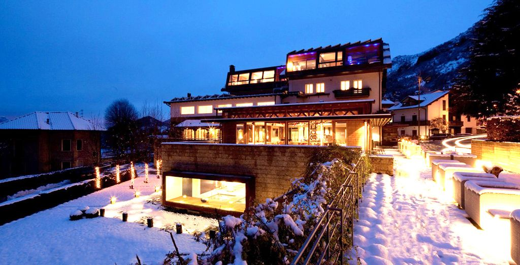 Benvenuti all'Hotel Milano Alpen Resort Meeting & SPA 4*