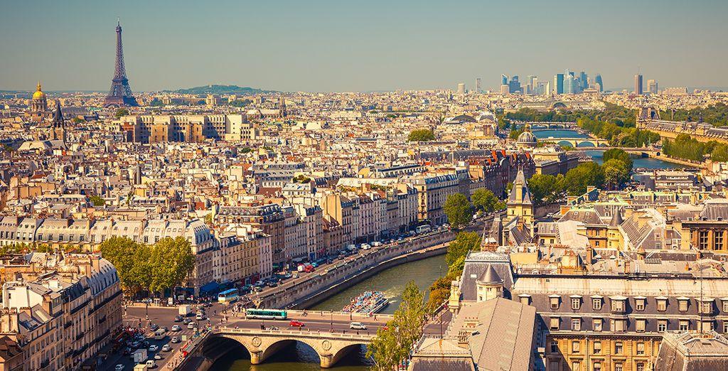 Parigi, la Città della Luce, capitale della Francia e della moda