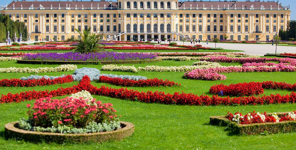 Come i suoi splendidi giardini