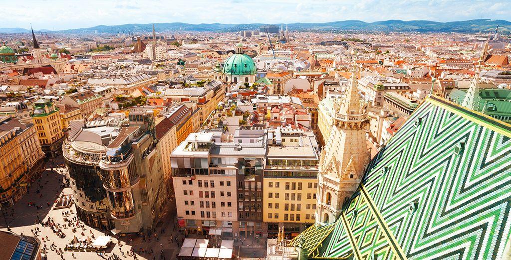 Vienna, una città dall'inimitabile fascino e bellezza