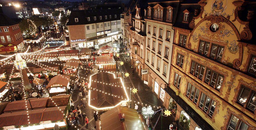 Mainz e i suoi mercatini