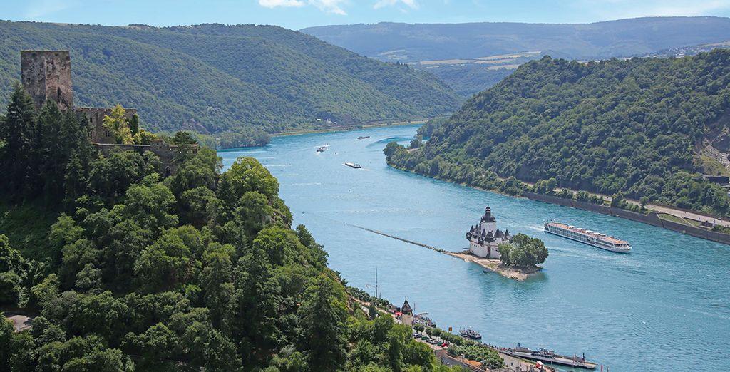 Crociera Fluviale sul Danubio e sul Reno - Speciale Avvento e Natale