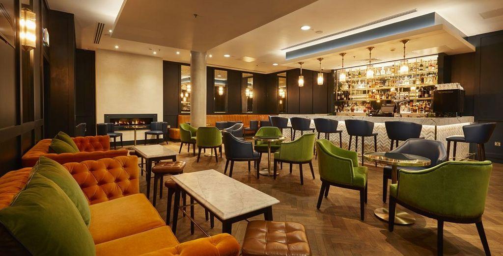e un bar dove rilassarvi con un buon drink dopo le lunghe passeggiate giornaliere