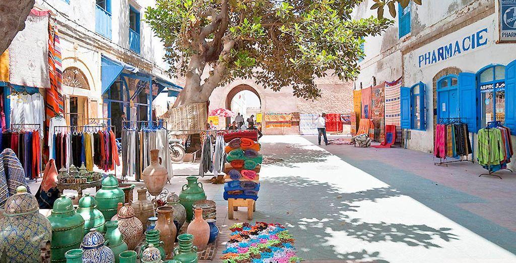 Scoprite tutto il fascino del Marocco tra cultura, tradizioni e shopping al souk