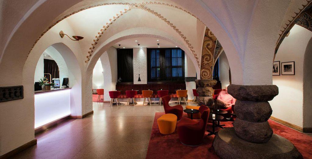 A Helsinki soggiornerete all'Hotel Glo Art