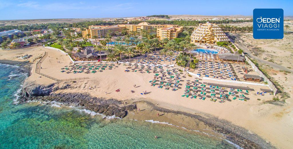 Un hotel 4* sulla spiaggia dorata di Fuerteventura vi attende