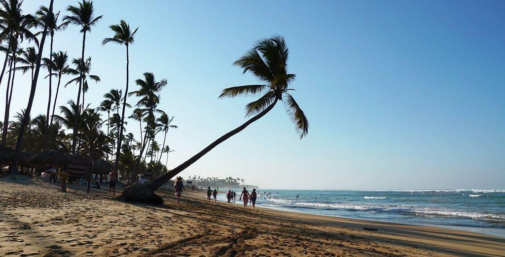 non perdetevi il mare e le spiagge dei Caraibi