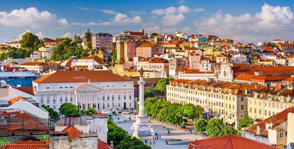 Godetevi Lisbona, una città incredibile