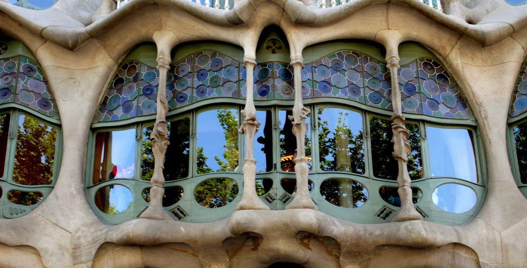 Barcellona è una delle mete turistiche più amate e visitate