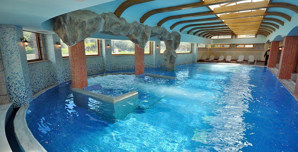 Dove potrete regalarvi una nuotata rigenerante