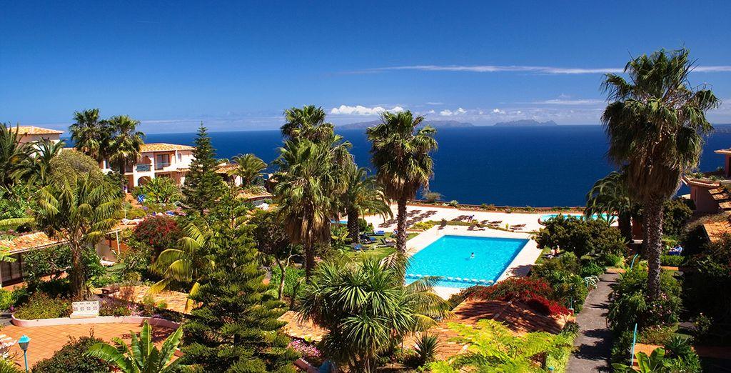 Benvenuti a Madeira!