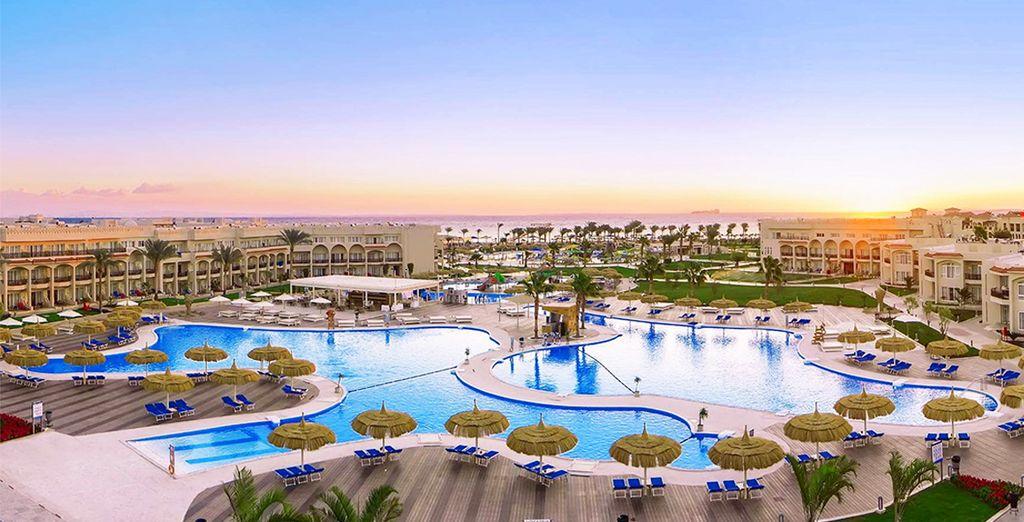 Benvenuti a Sharm El Sheikh