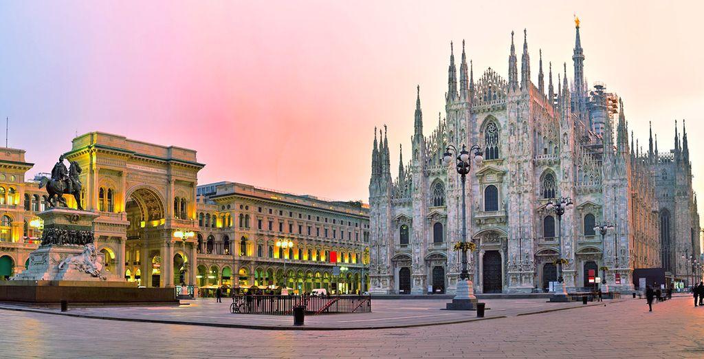 Benvenuti a Milano