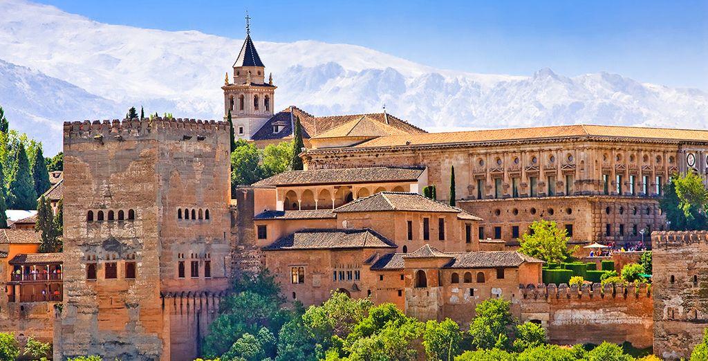 Nella meravigliosa città di Granada