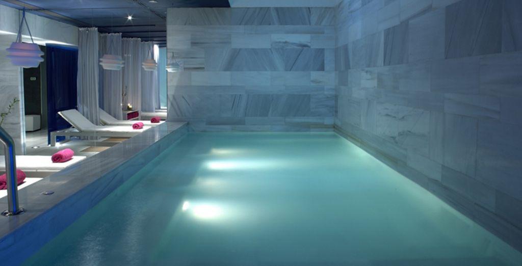 Rilassatevi presso la Bodyna Palacio de los Patos a cui avrete libero accesso