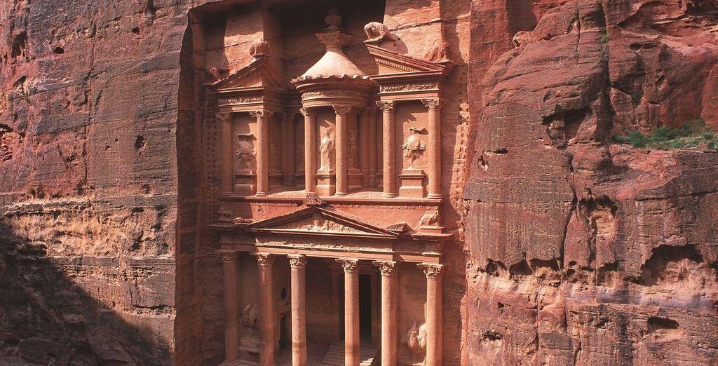 Petra, la città simbolo della Giordania