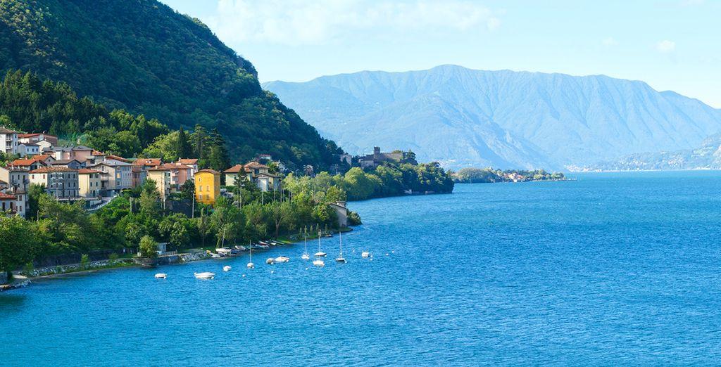 Benvenuti al Lago di Como