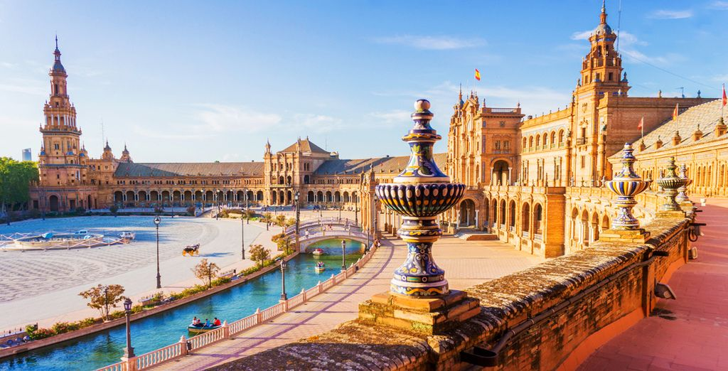 Partite per la regione più calda e passionale della Spagna