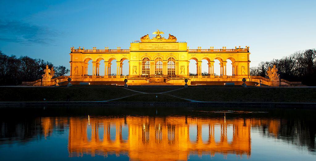 Vienna, romantica e imperiale, vi sta aspettando