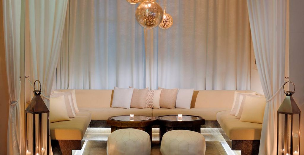 Per offrire ad ogni ospite un'esperienza di puro lusso