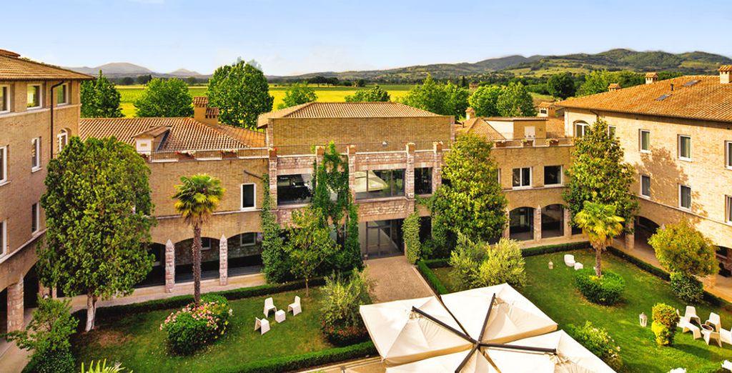 Pronti a vivere un soggiorno indimenticabile ad Assisi?