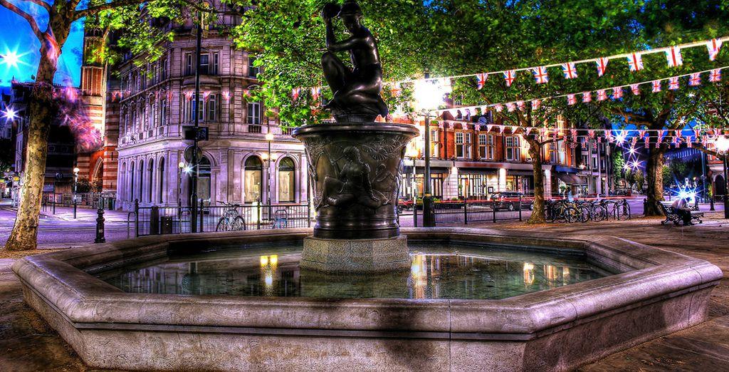 una delle zone più chic ed eleganti di Londra