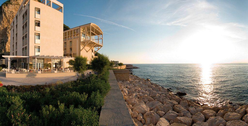 Venite a rilassarvi al vostro Towers Hotel Stabiae Sorrento Coast 4*