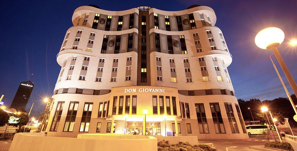 Don Giovanni Hotel 4* è lieto di accogliervi