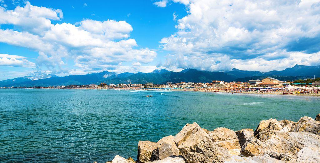 Scoprite l'affascinante litorale toscano di Viareggio