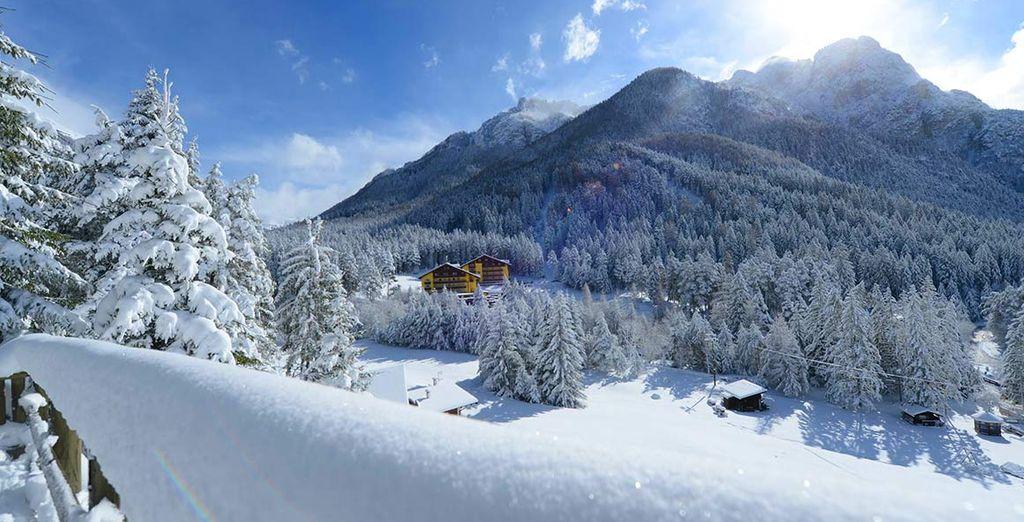 Partite per il cuore delle Dolomiti