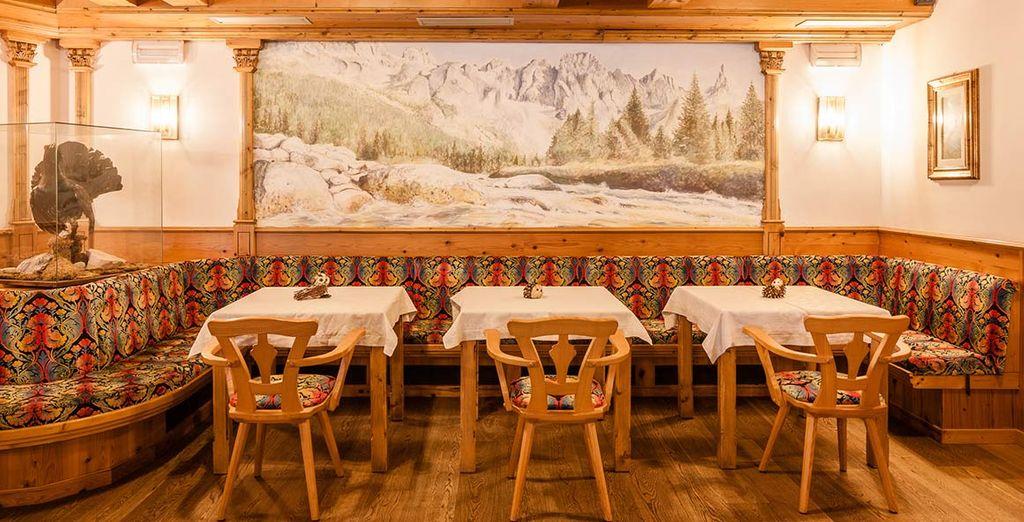 Assaggiate i piatti tipici della cucina del Trentino
