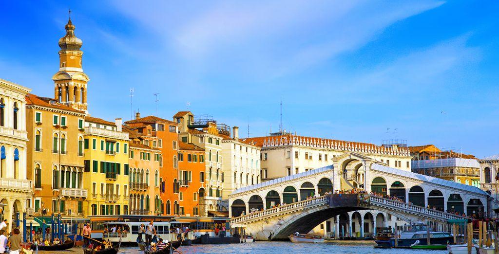 Visitate la magica Venezia e i suoi fantastici canali