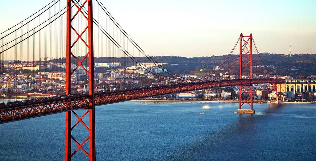 Partite alla scoperta della bellissima Lisbona