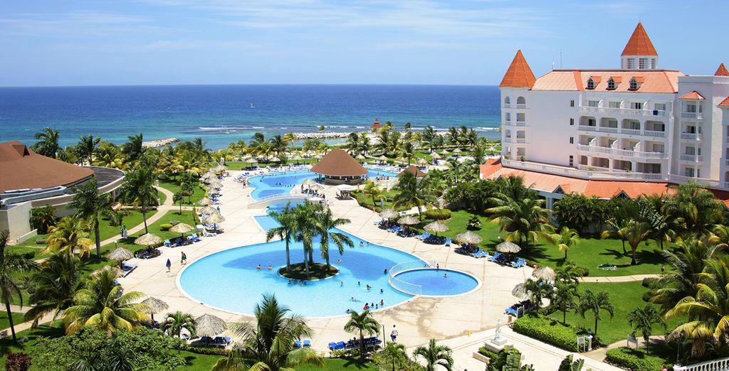 Il Grand Bahia Principe Jamaica 5* è pronto ad accogliervi nel migliore dei modi