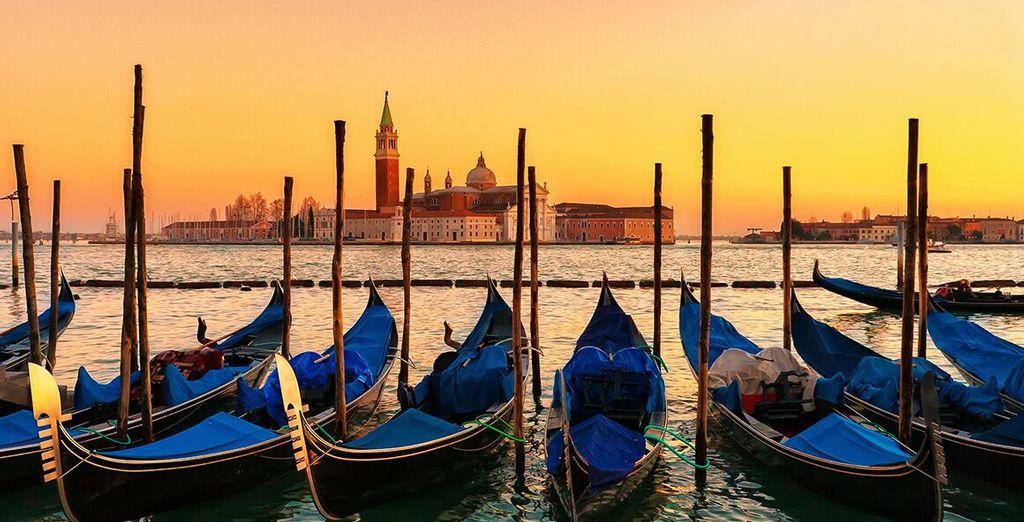 La posizione di questo hotel è perfetta per partire alla scoperta di Venezia