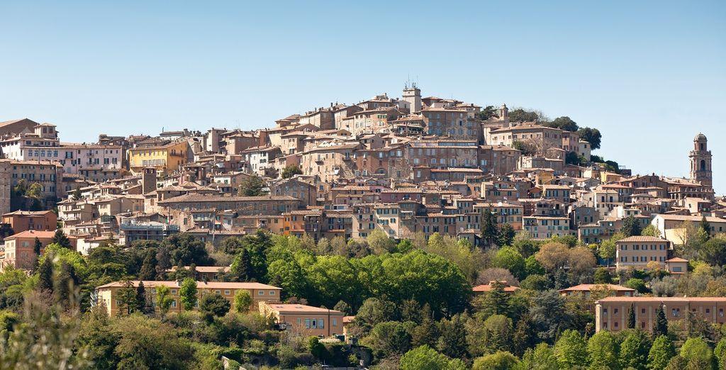 Scoprite Perugia e i suoi monumenti