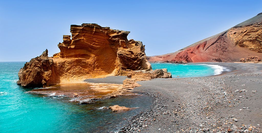 Visitate le isole dal mare turchese ed incontaminato