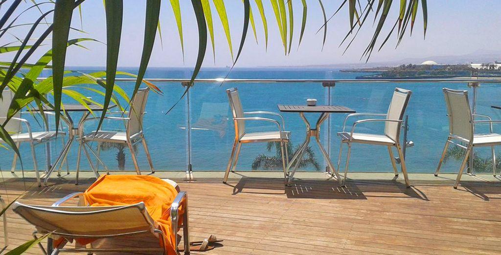Godete del caldo sole di Lanzarote
