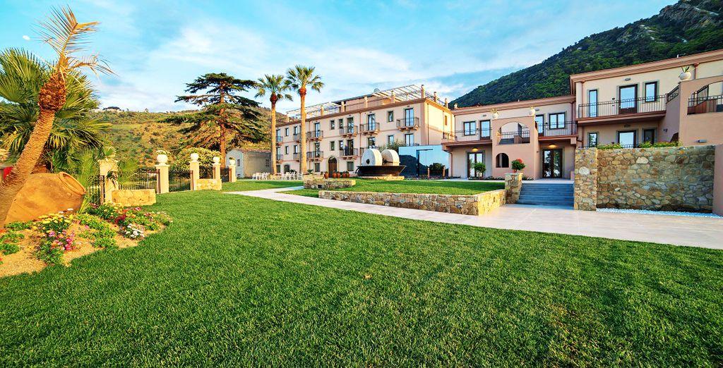 Best Western Hotel Terre Di Eolo
