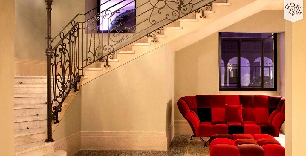 Soggiornate in un elegante hotel torinese