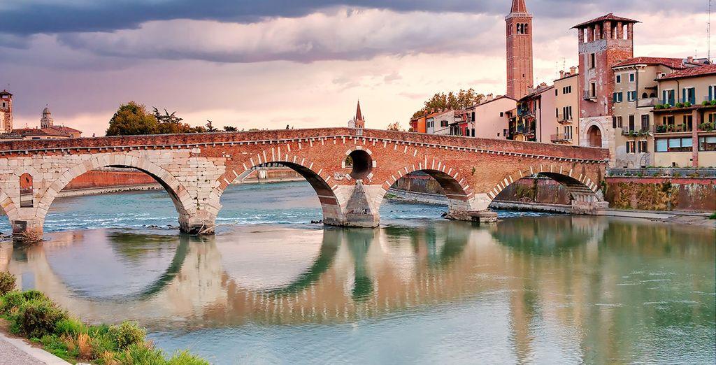 una città romantica e stupenda