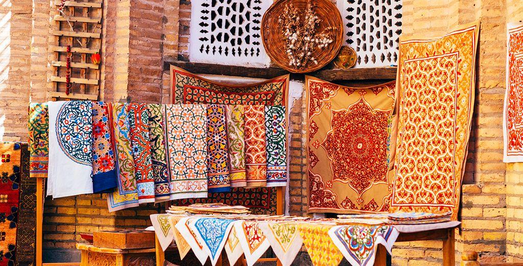 e i tappeti tradizionali