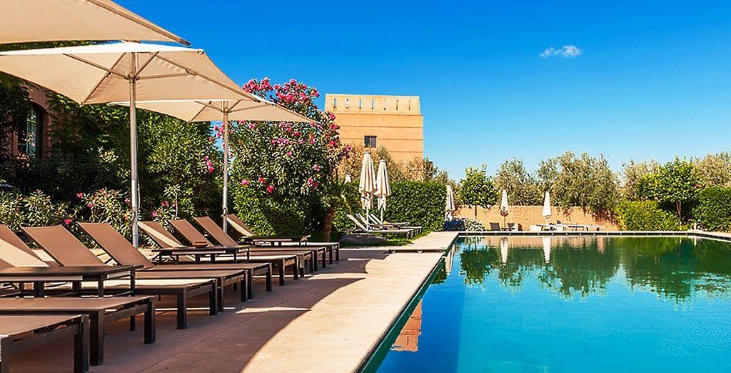 Partite per un piacevole e rilassante soggiorno a Marrakech