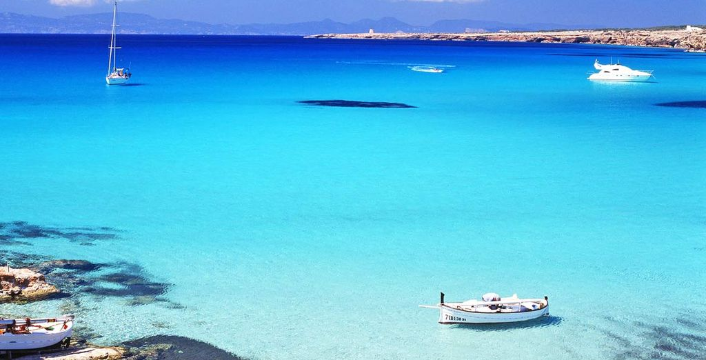 Benvenuti a Formentera