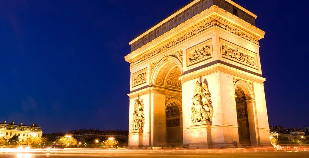 Vivete la magia di Parigi!