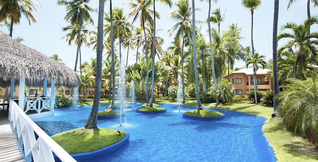 Regalatevi un soggiorno da sogno in questo paradiso tropicale
