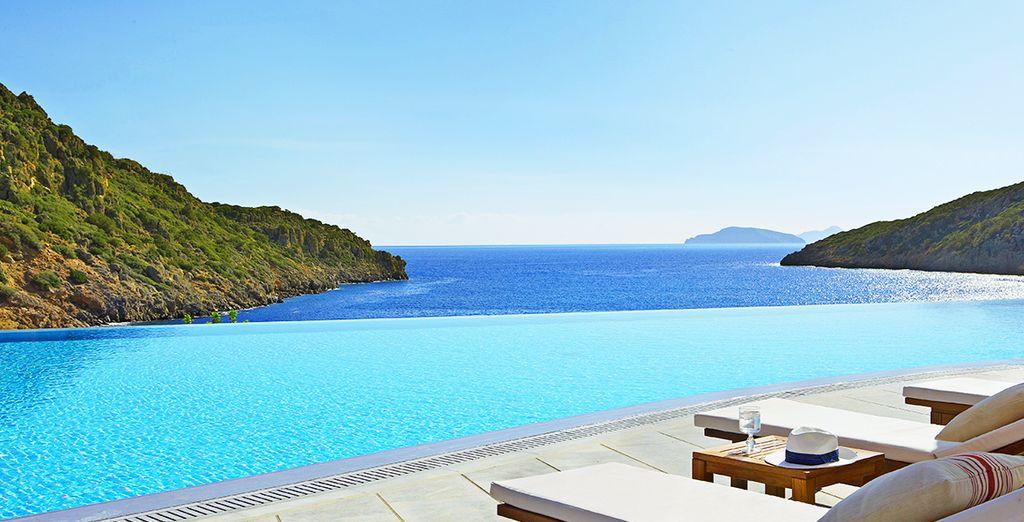 Un incredibile soggiorno sull'isola di Creta vi attende