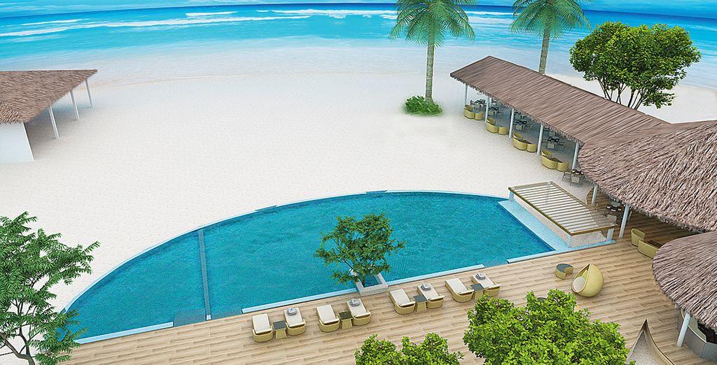 Il Cocoon Maldives Resort 5* è pronto ad accogliervi
