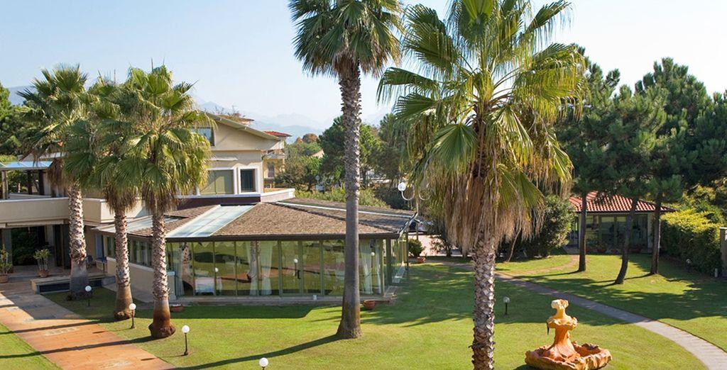 Regalatevi una vacanza rilassante in Versilia