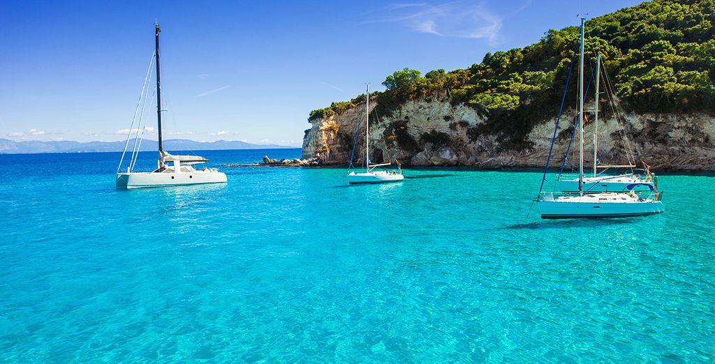 scoprite le meraviglie di quest'isola da sogno